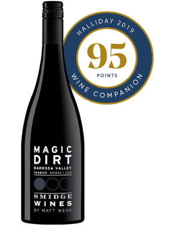 Magic Dirt Penrice Barossa Valley Shiraz 2015
