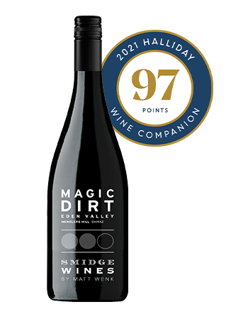 Magic Dirt Menglers Hill Eden Valley Shiraz 2016
