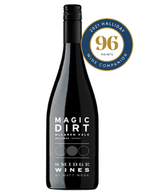 Magic Dirt Willunga McLaren Vale Shiraz 2016