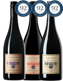Houdini Wines -  Mixed 3 Pack