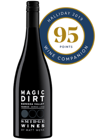 Magic Dirt Strout McLaren Vale Shiraz 2016
