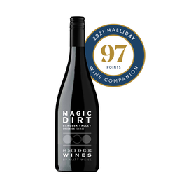 Magic Dirt Greenock Barossa Valley Shiraz 2016