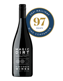 Magic Dirt Menglers Hill Eden Valley Shiraz 2015